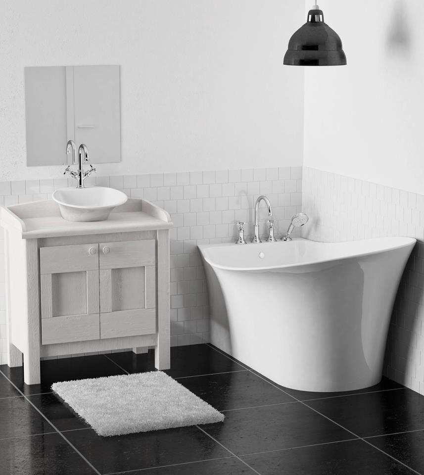 bathtubes and washbasins - Traumbäder Eder